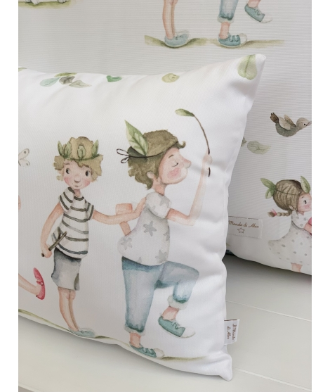 PLAYNG CHILDREN Personalized Pillow