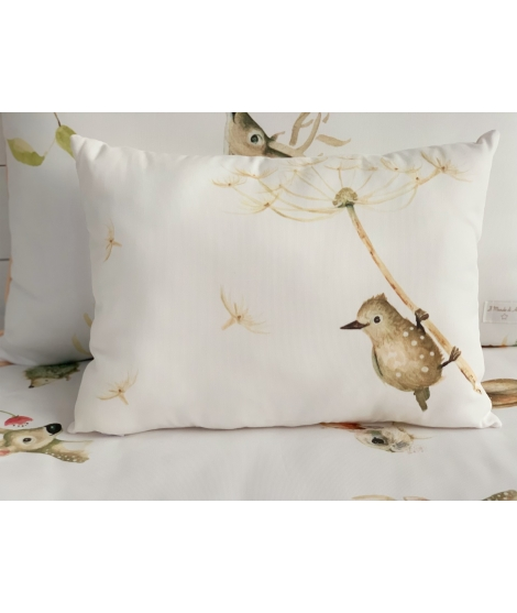 LITTLE BIRD Personalized Pillow