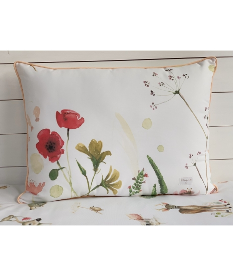FLOWER Personalized Pillow