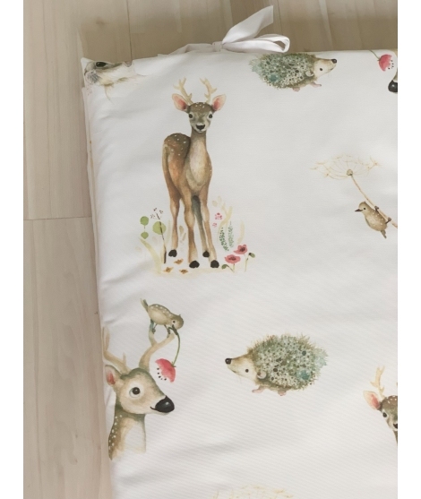 LITTLE ANIMALS IN THE FOREST Washable Carpets