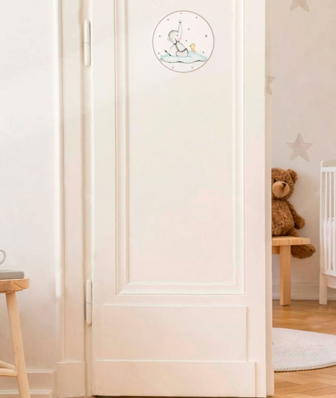 OUTLET  ADHESIVE DOOR STICKERS