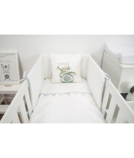 SET FOR CRIBS AND BEDS