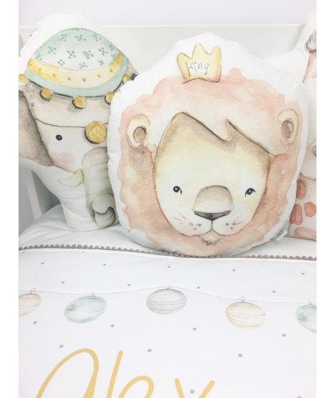 LION Personalized Blanket