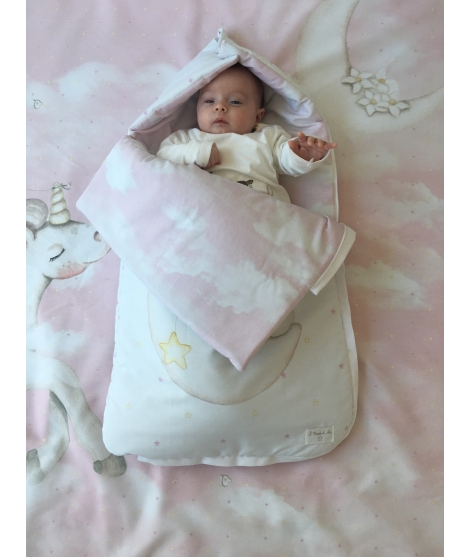 "Sleep sack ""Unicorn"""