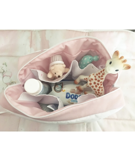 EXPLORER GIRL Personalized Toilet Bag