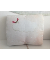 """OUTLET -  Wall Sticker """"PIRATE FLAG ON THE MOON PINK"""""""