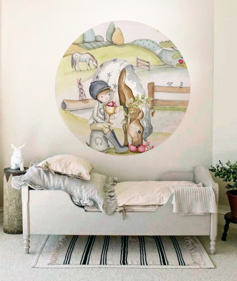 "Personalised Wall Mural ""LONDON"""