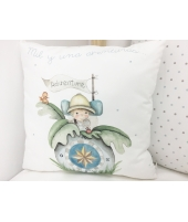 """Personalised Wall Sticker """"Dreams I"""""""