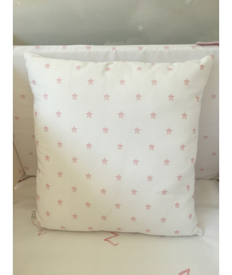 MICE ON THE PINK STAR Personalized Pillow