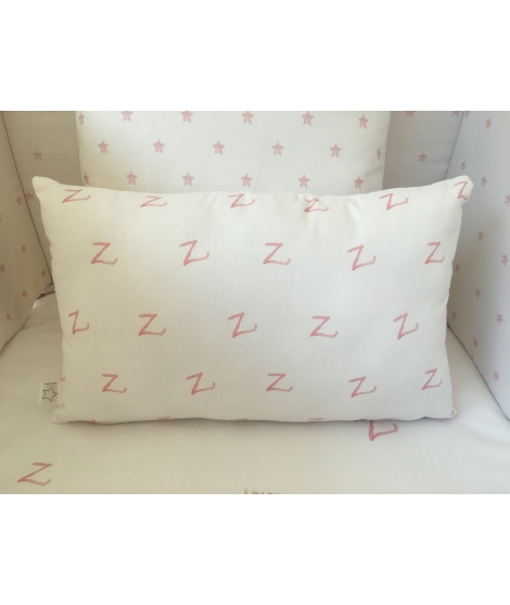 LOOKING FOR STARS PINK Personalized Pillow
