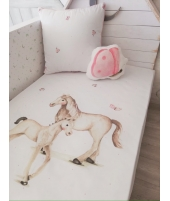 """Personalised Wall Sticker """"Looking for stars Brown"""""""