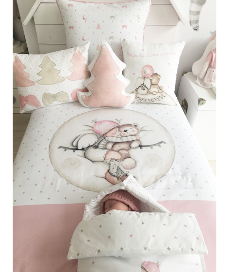 """OUTLET - Cushion Personalised """"WITCH"""""""