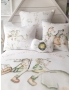 "Personalised Cot/Bed Set ""Looking at the stars"""