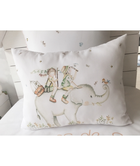 "Personalised Cushion ""Dancer VI"" -"