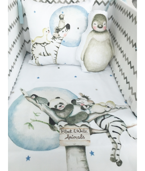 ANIMALS II Personalized Pillow