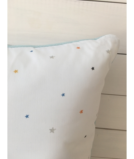 RAIN OF STARS BOY Pillow