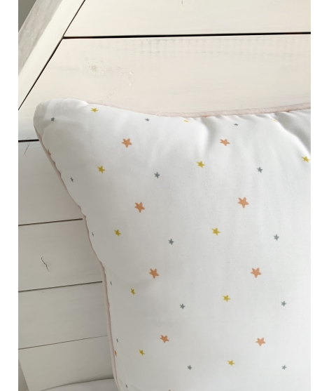RAIN OF STARS GIRL Pillow