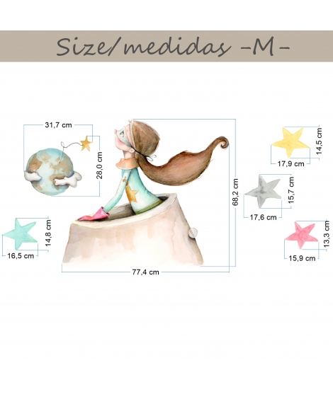 "Baby Blanket personalized ""Animals II"" -"