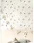 "Cot/bed set ""Fairy butterflies"""