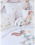 "Cot/Bed set particular composition ""Fox"""