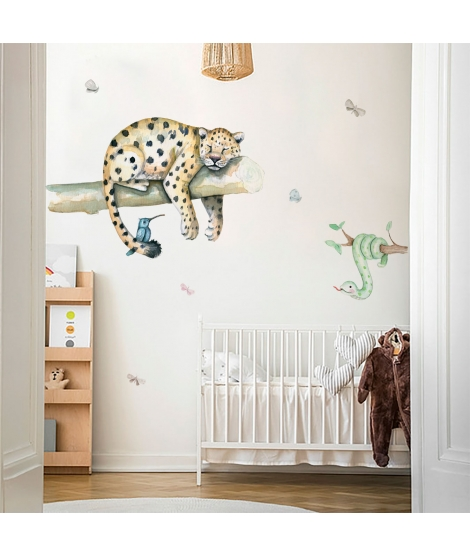 "copy of Personalised Wall Sticker  ""Little bear sweet dreams pink"""