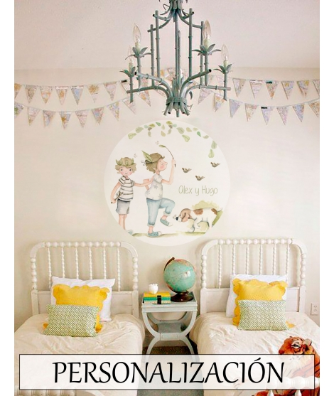 """Personalised Wall Sticker """"Balletdancer IV"""" -"""